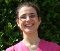 Ana Vanesa González Toledo, terapeuta ocupacional
